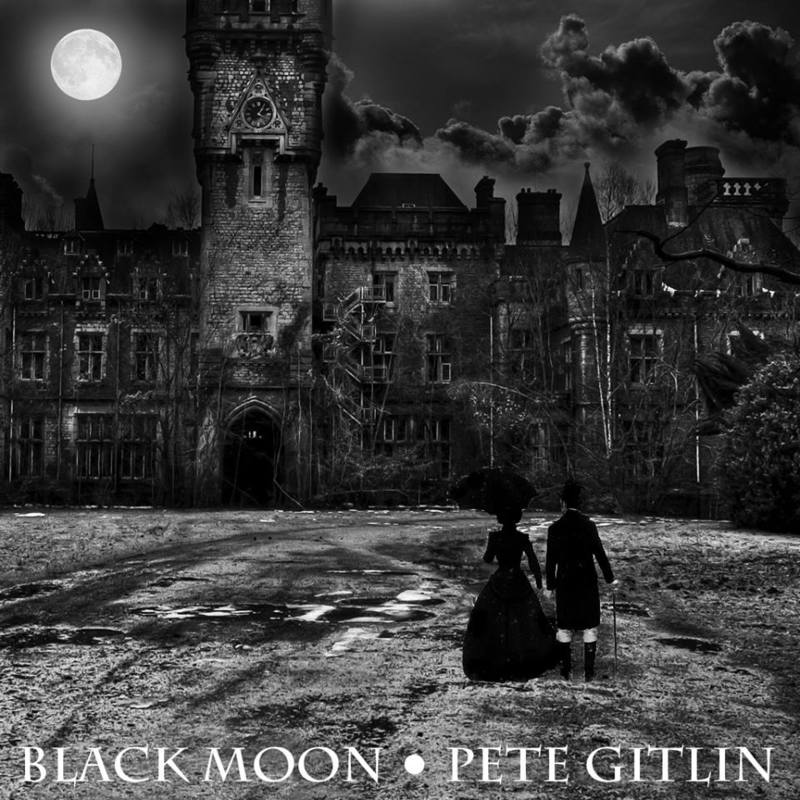 Pete Gitlin - Black Moon (featuring Ted Belledin)
